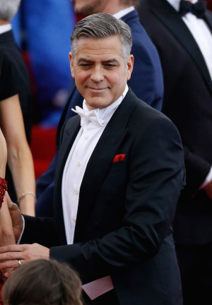 George Clooney: 9 Best Quotes From Amal Alamuddin's Movie Star Husband
