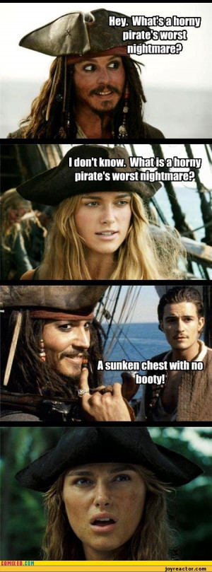 ... funny pictures,auto,pirates of the caribbean,jack sparrow,nightmare