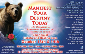 Manifest Your Destiny Expo