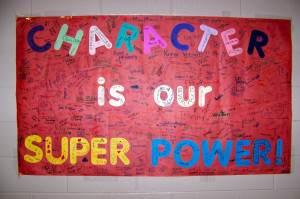 Character Pledge for them: