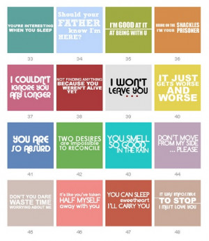 Twilight quotes by Edward Cullen