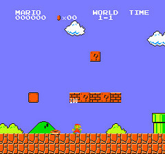 Yes, today is the birthday of Mario, from the Super Mario Bros. game ...