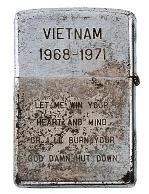 VIETNAM WAR ZIPPOS