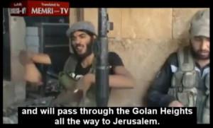 ... Israel and Recapture Muslim Caliphate in Spain After Deposing Assad