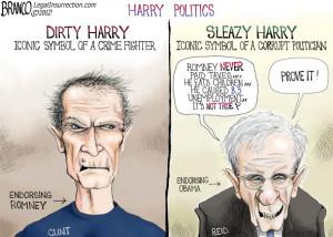 Harry Reid, le misérable
