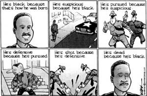 Racial Discrimination in Law Enforcement