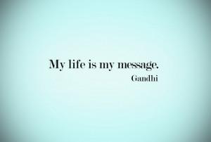 My Life Is My Msg