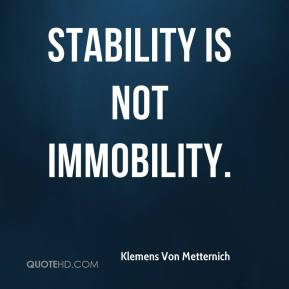 Immobility Quotes