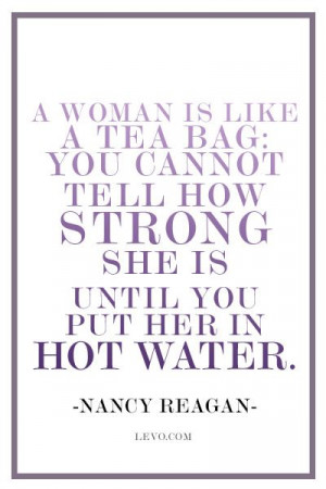 ... Nancy Reagan Quotes, Inspirational Quotes, Sayit Quotes, Quotes Women