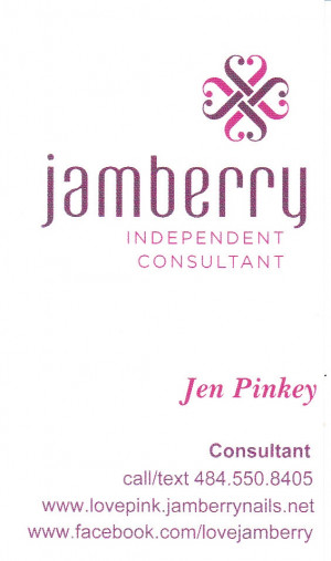 Jamberry Printables