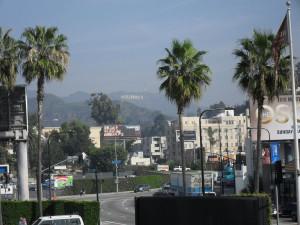 Hollywood Sign Sparklelilz