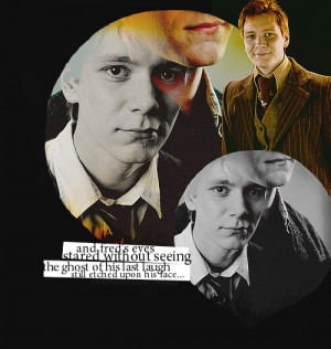 Fred and George Weasley Twins