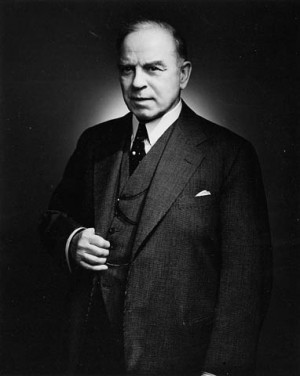 Rt. Hon. W.L. Mackenzie King, Prime Minister of Canada. (Yousuf Karsh ...