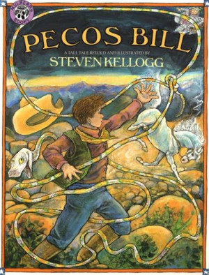 """Start by marking """"Pecos Bill: A Tall Tale"""" as Want to Read:"""