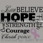 cancer quotes, deep, meaning, sayings, courage, hope cancer quotes ...