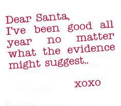 dear santa more christmase dear santa kinky fuckery cards verses ...