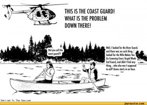 Coast Guard Humor