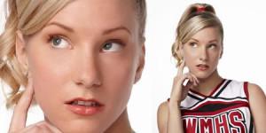 "Glee Spotlight: Heather Morris AKA ""Brittany"""