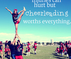 related pictures cheerleading quotes for bases tumblr