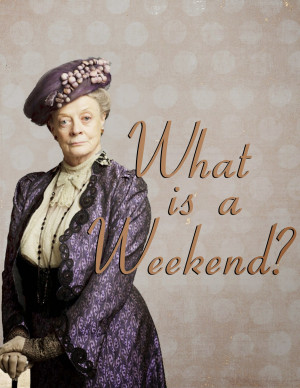 Downton Abbey is Back this Weekend!