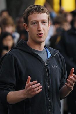 Mark Zuckerberg's Best Quotes