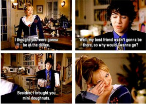 Lizzie McGuire (quotes)Minis Donuts, Guys Friends, Best Friends, Quote ...