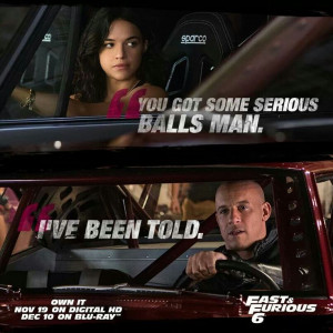 Love them :))) Letty & Dom