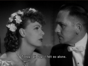 alone, black and white, couple, day, quote, subtitles