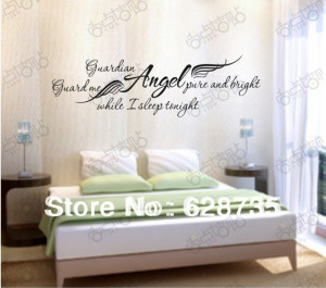 Sleep Removable Art Vinyl Wall Decals Quotes Sticker Bedroom