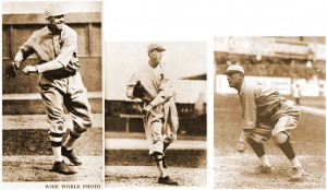 eddie plank johnny evers eddie plank shake during 1914 world