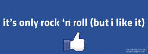 Rock And Roll Facebook Covers