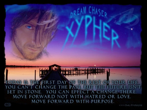 Xypher the Dream Chaser 3 by LunaMoon9