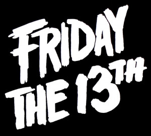 Well here are once again and another Friday the 13th. I love these ...