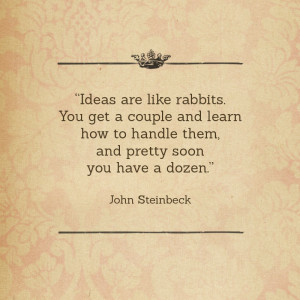 Tagged: John Steinbeck Quotes