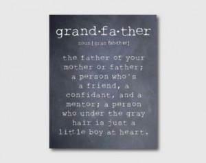 Grandfather-Quote