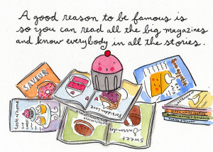 Sweet Art: Andy Warhol Quotes, Illustrated with Cupcakes
