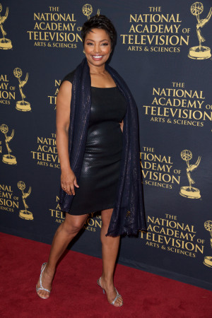 Judge Lynn Toler At The 42nd Annual Daytime Emmy Awards