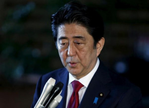 Japan's Abe asks Biden for investigation of possible U.S. spying ...