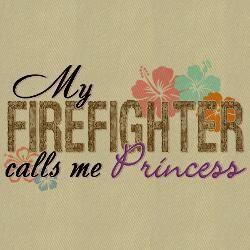 Firefighters Girlfriend Hats  