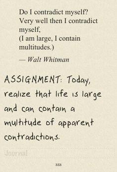Walt Whitman More