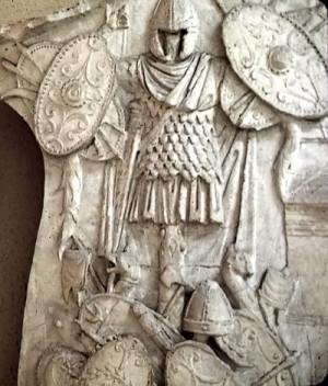 Roman General Armor