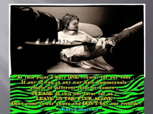 Feminism Kurt Cobain quote
