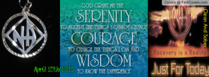Narcotics Anonymous Profile Facebook Covers