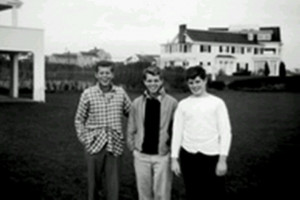 young kennedy brothers