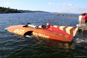 Mira Slovak, 84, was a hall of fame hydroplane driver, National ...