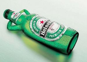 Heineken beer ads - beer relaxing