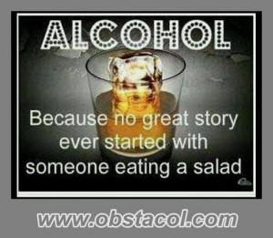 alcohol quote