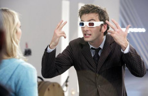Doctor Who will be broadcast in 3D for the 50th anniversary the BBC ...