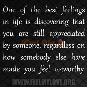 One of the best feelings in life is discovering that you are still ...