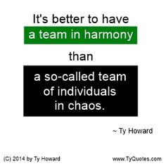 Quotes on Teamwork. Quotes on Team Building. Employee Morale Quotes ...